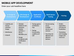 Mobile App Development PPT Slide 6