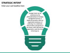 Strategic Intent PPT Slide 14