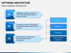 Software Architecture PPT Slide 2