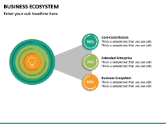 Business Ecosystem PPT Slide 35