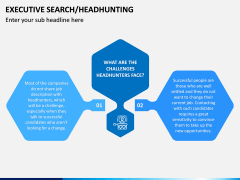 Executive Search (Headhunting) PPT Slide 9