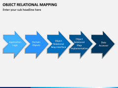 Object Relational Mapping PPT slide 6