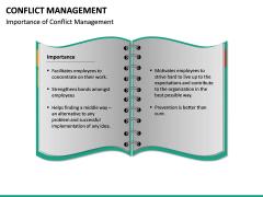 Conflict Management PPT Slide 35