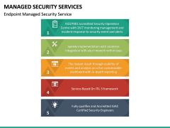 Managed Security Services PPT Slide 23