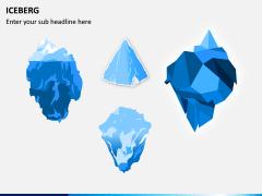 Iceberg PPT slide 5