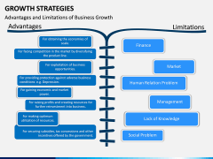 Growth Strategies PPT slide 23