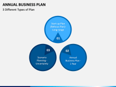 Annual Business Plan PPT Slide 3