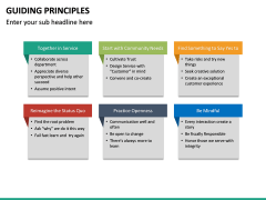 Guiding Principles PPT Slide 28