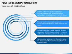 Post Implementation Review PPT Slide 9