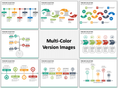 Timelines Collection multicolor combined