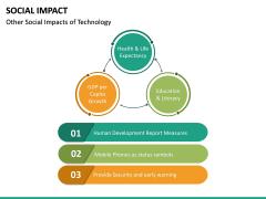Social Impact PPT Slide 32