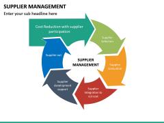 Supplier Management PPT Slide 22