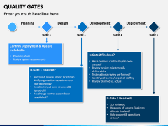 Quality Gates PPT Slide 13