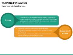Training Evaluation PPT Slide 17