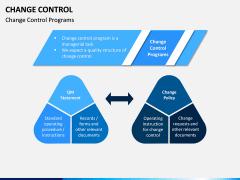 Change Control PPT Slide 10