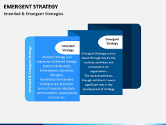 Emergent Strategy PPT Slide 11