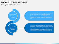 Data Collection Methods PPT Slide 7