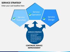 Service Strategy PPT Slide 1