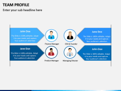 Team Profile PPT Slide 9