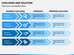 Challenge and Solution PPT Slide 7