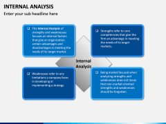 Internal Analysis PPT slide 2