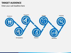 Target Audience PPT Slide 6