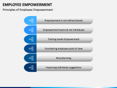 Employee Empowerment PPT Slide 12