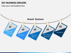 Key Business Drivers PPT Slide 1
