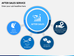 After Sales Service PPT slide 3