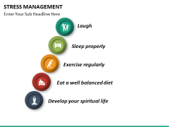 Stress management PPT slide 39
