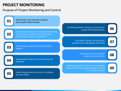 Project Monitoring PPT Slide 14