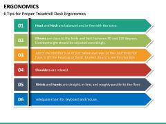 Ergonomics PPT Slide 33
