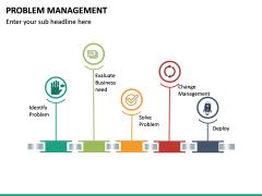 Problem Management PPT slide 33
