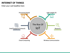 Internet of Things (IOT) PPT Slide 27