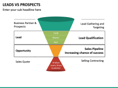 Leads Vs Prospects PPT Slide 20