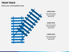 Train Track PPT Slide 5