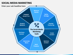 Social media marketing PPT slide 4