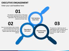 Executive Engagement PPT Slide 8