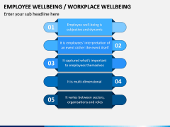 Employee Wellbeing PPT Slide 5
