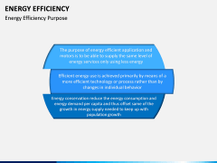 Energy Efficiency PPT Slide 5
