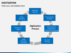 Digitization PPT Slide 3