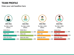 Team Profile PPT Slide 29