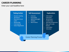 Career Planning PPT Slide 2