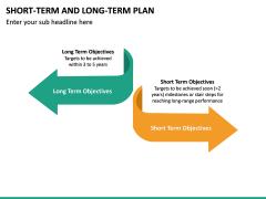 Short Term and Long Term Plan PPT Slide 28