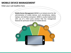 Mobile Device Management (MDM) PPT Slide 19