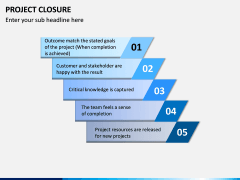 Project Closure PPT Slide 4