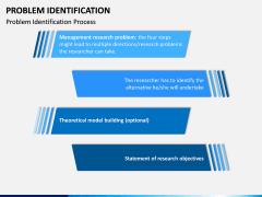 Problem Identification PPT Slide 5