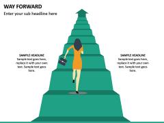 Way Forward PPT Slide 9