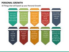 Personal Growth PPT Slide 37