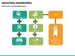 Industrial Engineering PPT Slide 23